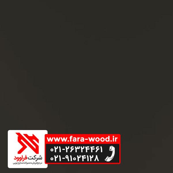 ورق هایگلاس ایزوفام طوسی تیره مات کد 1887