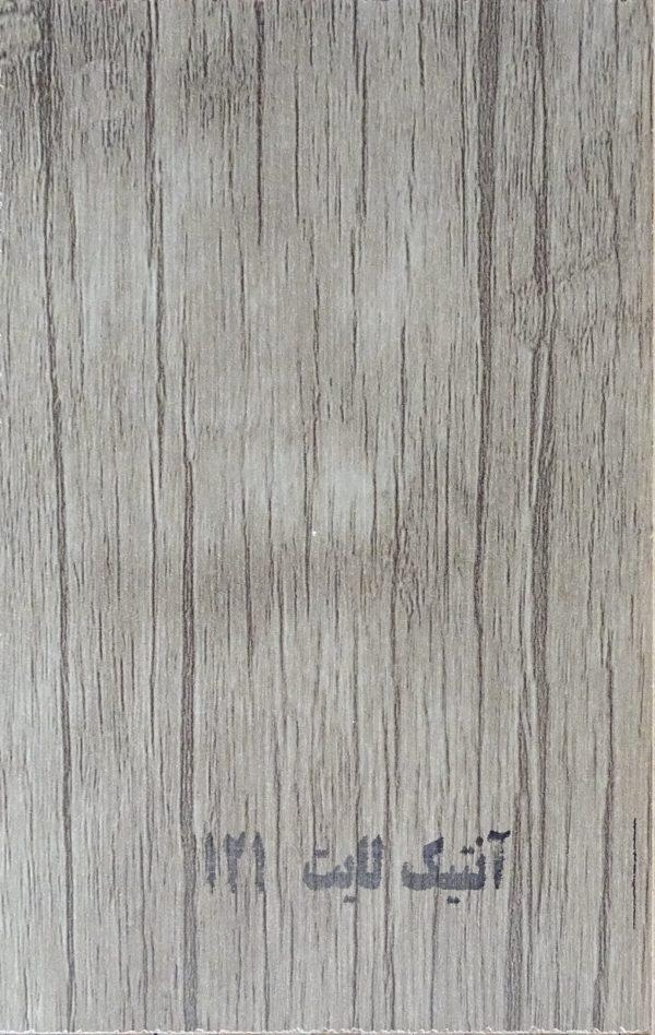 ورق ام دی اف رنگی آذران چوب کویر آنتیک لایت