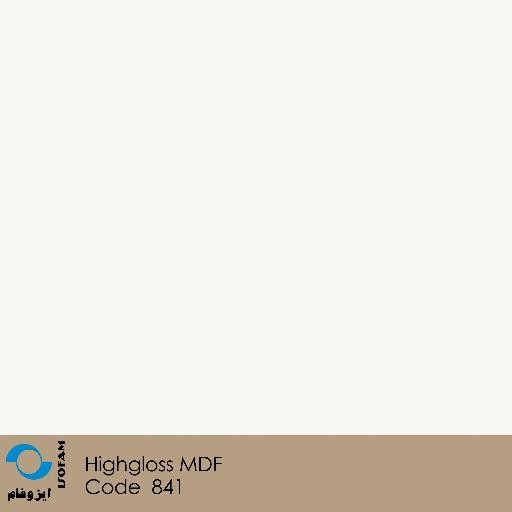 ورق هایگلاس ایزوفام سفید